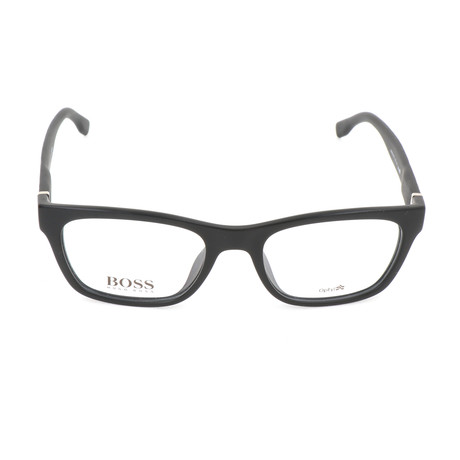 Men's 0832-DL5 Optical Frames // Matte Black