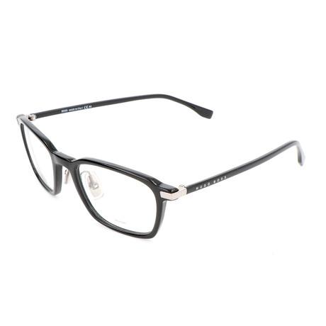 Men's 0910-807 Optical Frames // Black