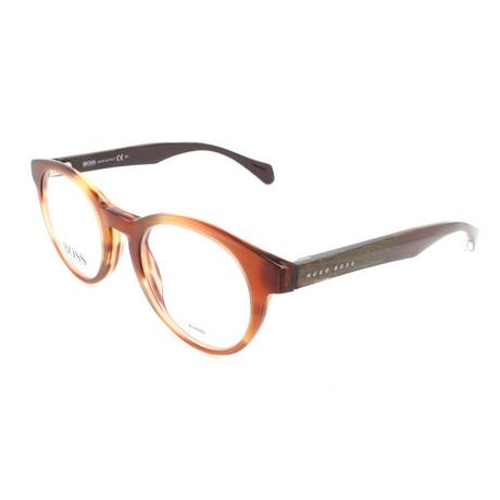 Men's 0913-1K1 Optical Frames // Horn + Palladium