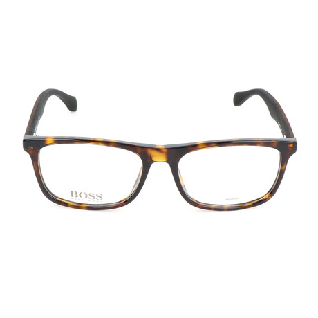 Men's 0779-086 Optical Frames // Dark Havana