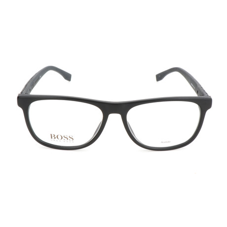 Men's 0985-003 Optical Frames // Matte Black
