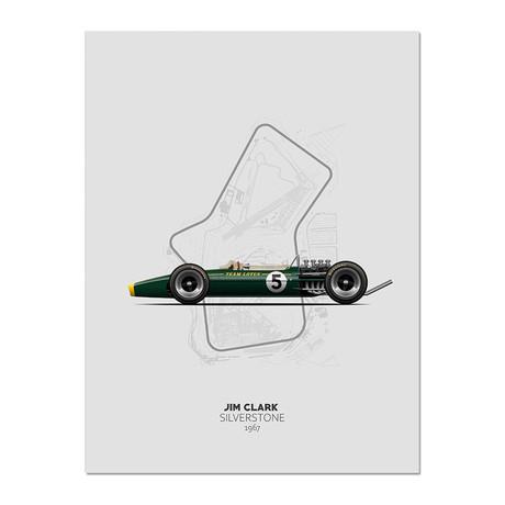 Mister Smooth // 49 Jim Clark Silverstone