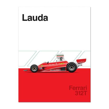 See Red // Ferrari 312T