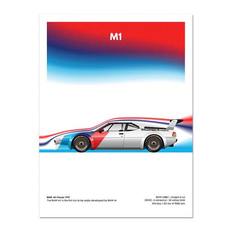 Racing Legend // M1 Procar
