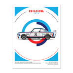 Lord of the Tarmac // 3.0 CSL E9