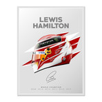 Pure Dominance // Hamilton Helmet