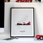 The Legend and his Circuit // MP4/5 Senna Monaco