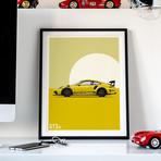 High-Performance Vintage // 911 GT3