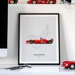 The Spa Schumacher Connection // F310 Michael Schumacher Spa