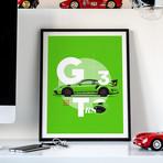 High-Performance Classic // 911 GT3