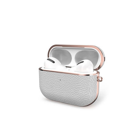 Gaze Leather Airpods PRO Case (Pink)