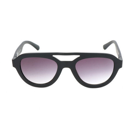 Unisex AOR025 Sunglasses // Black + Purple