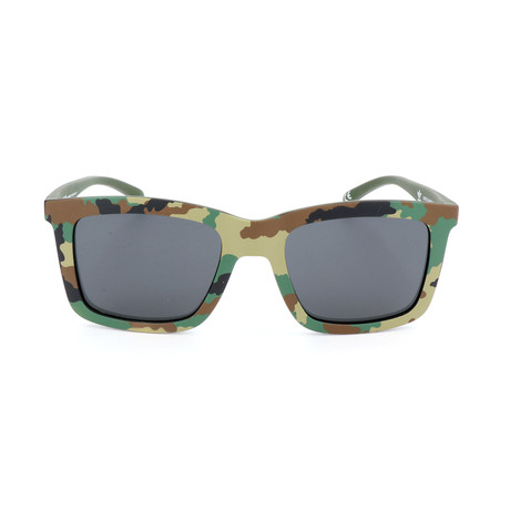 Men's AOR015 Sunglasses // Green Camo