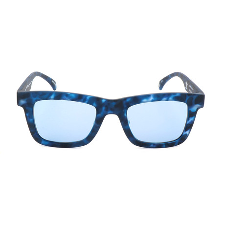 Unisex AORP002 Take Down Sunglasses // Blue