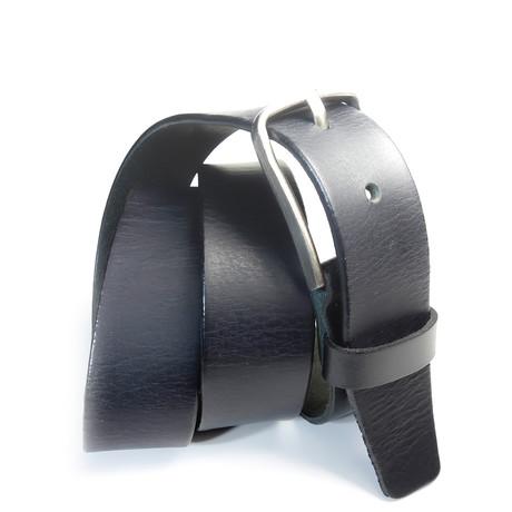 """Fork Belt // Black (Size 32"""")"""