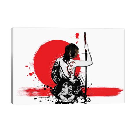 Trash Polka - Female Samurai // Nicklas Gustafsson