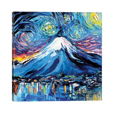 Van Gogh Never Saw Fuji // Aja Trier