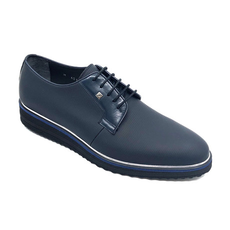 Stevie Shoes // Navy Blue (Euro: 39)