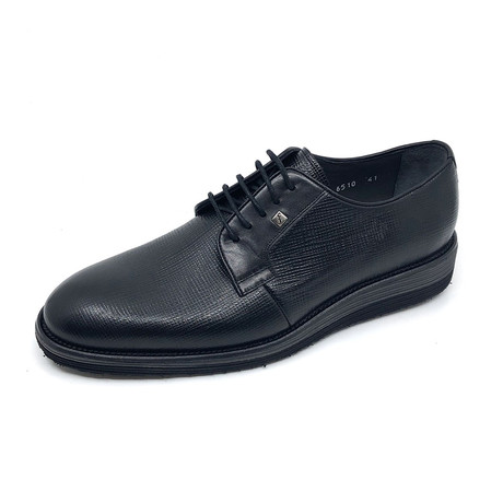 Myer Derby Shoes // Black (Euro: 39)