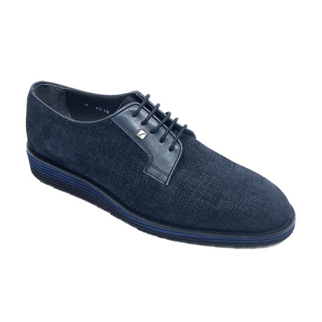 Miles Shoes // Navy Blue (Euro: 39)