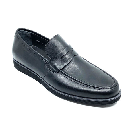 Mason Penny Loafers // Black (Euro: 39)