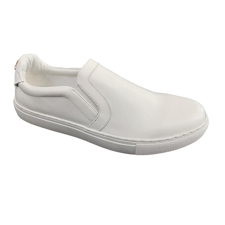 Slip-On Sneaker // White (Euro: 39)