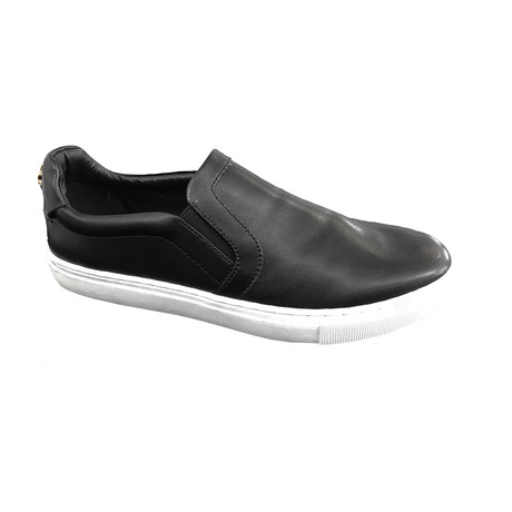 Slip-On Sneaker // Black (Euro: 39)