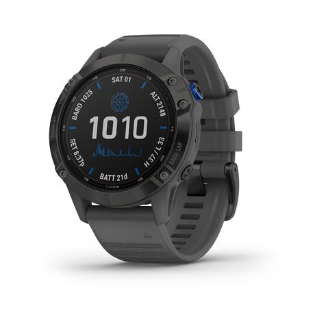Garmin fēnix 6 Pro Solar Watch // 010-02410-10