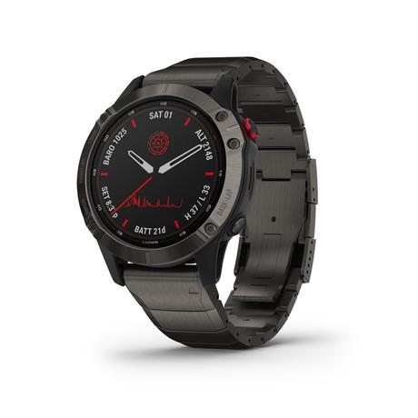 Garmin fēnix 6 Pro Solar Watch // 010-02410-22