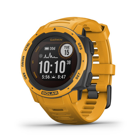 Garmin Instinct Solar Watch // 010-02293-19