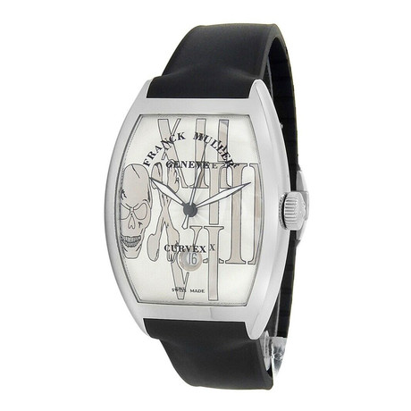 Franck Muller Cintree Curvex Automatic // 8880 SC DT GOTH REL // New