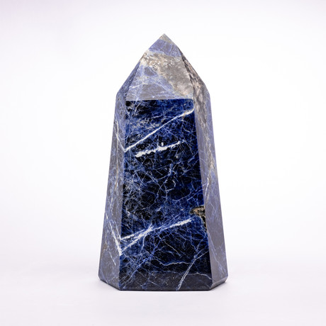 Blue Sodalite Point // Ver. III