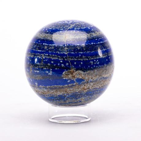 Lapis Lazuli Sphere // Ver. II