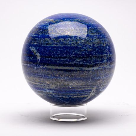 Lapis Lazuli Sphere // Ver. I