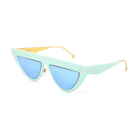 Women's 0371 Sunglasses // Aqua