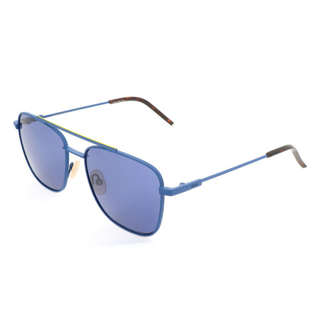 Men's M0008 Sunglasses // Matte Blue