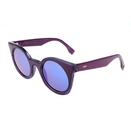 Women's 0196 Sunglasses // Violet