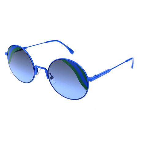 Women's 0248 Sunglasses // Blue