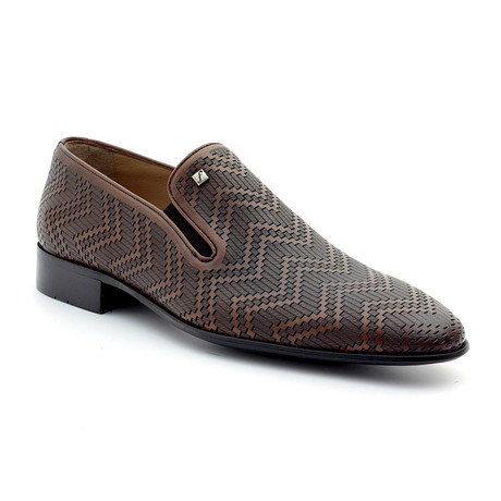 Shiloh Loafers // Brown (Euro: 39)