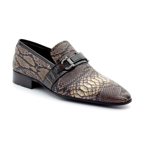 Roland Loafers // Snake (Euro: 39)