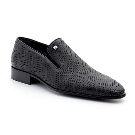 Reece Loafers // Black (Euro: 39)