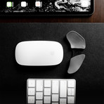 Carpio Ergonomic Wrist Rest // Gray (Small)