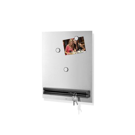 SCITO MAGNETIC BOARD + KEY HOLDER