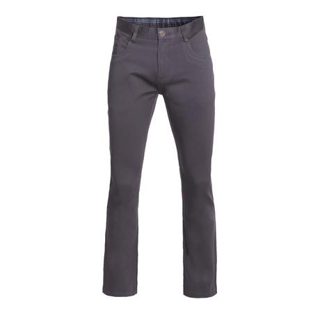 Slim Quality Pants // Charcoal (28WX30L)