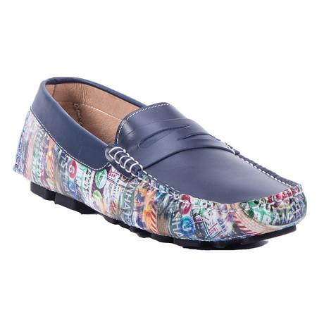 Goldrush Shoe // Navy (US: 8)