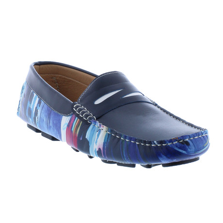 Rusell Shoes // Navy (US: 8)