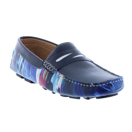 Rusell Shoe // Navy (US: 8)