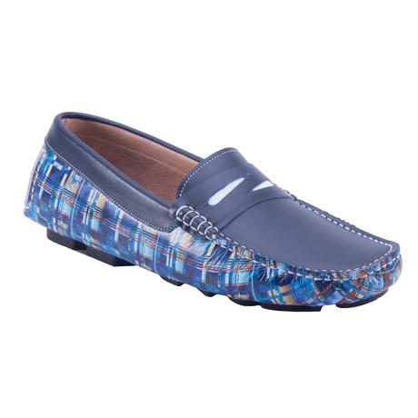 Haggard Shoe // Navy (US: 8)