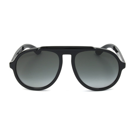 Men's Ron Sunglasses // Black