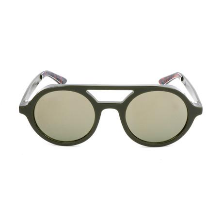 Men's Bob Sunglasses // Green